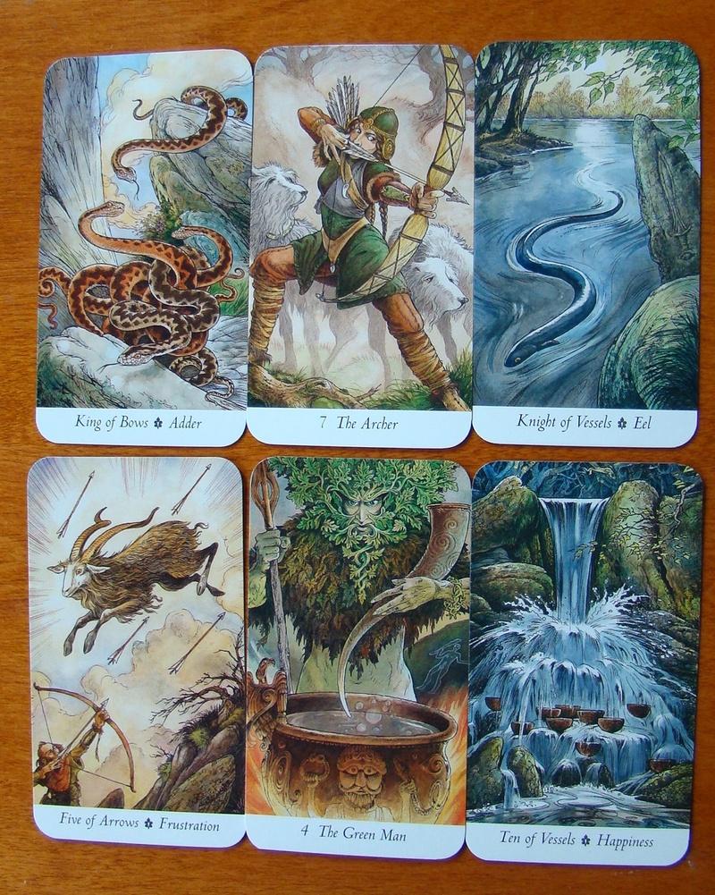 Tarot Card Border