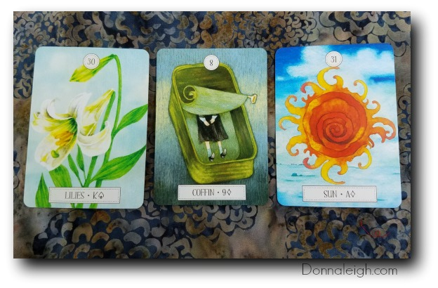 Lenormand Pregnancy Reading