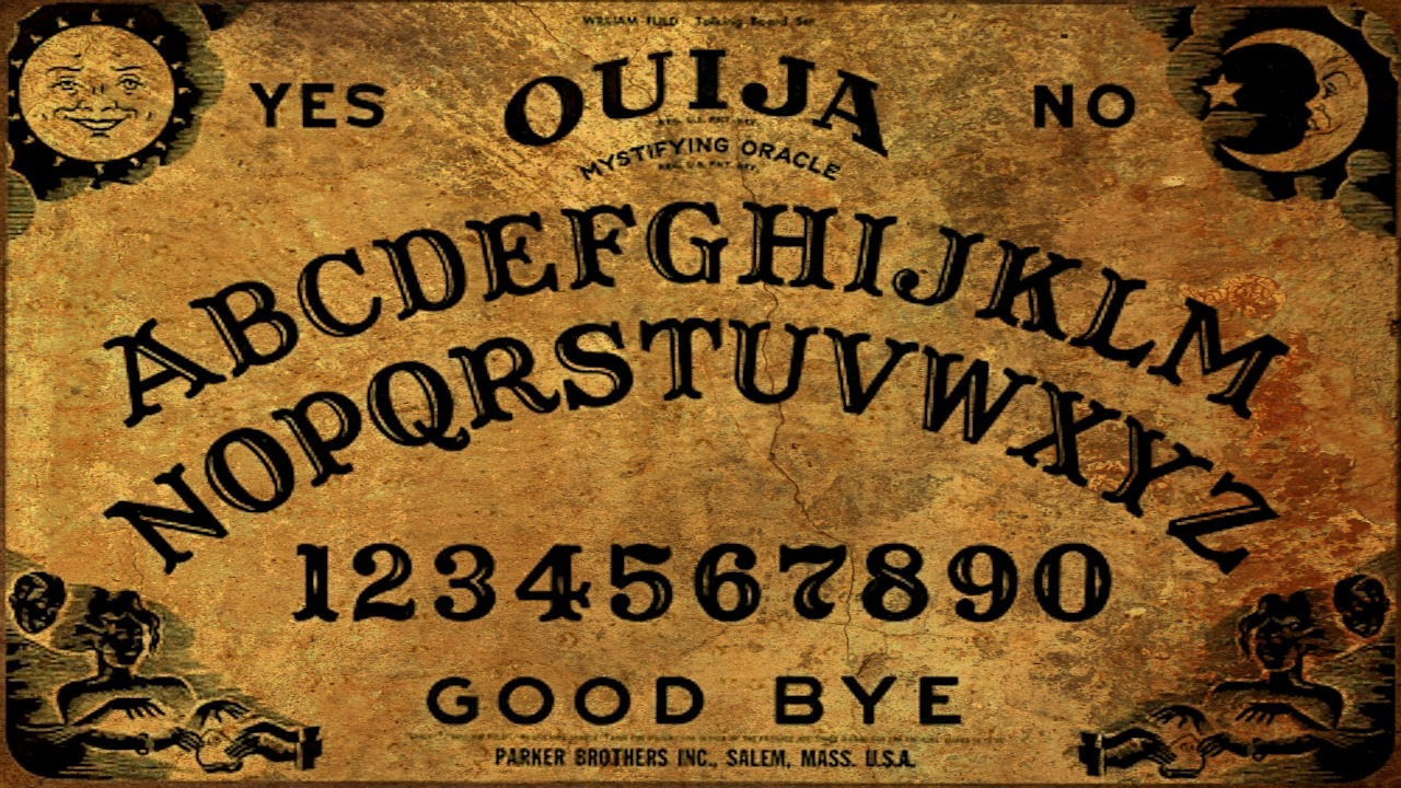 Is The Ouija Board Safe Heres My Opinion