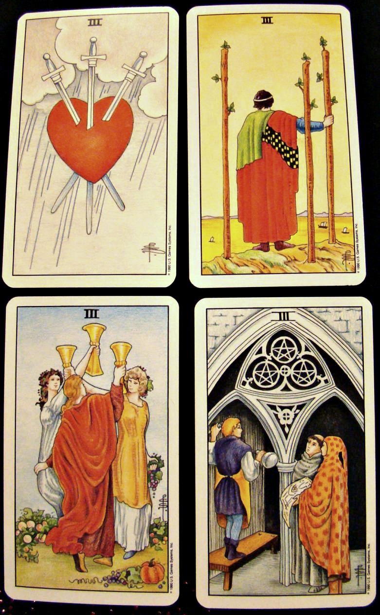Universal Tarot: Donnaleigh's Tarot & Lenormand